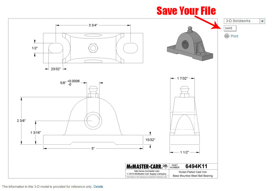 print drawings in pdf in accurate dimensions cubify